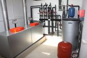 Отопление водоснабжение дома,  дачи